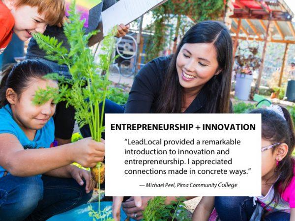 entrepreneurship, innovation, connections, Off Script