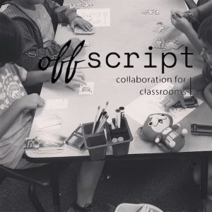 Off Script, Maine, Collaboration for Classrooms, professional learning, pl, education, teacher